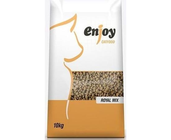 Enjoy Adult Cat Royal Mix 10 кг - Для взрослых кошек (птица), фото 1