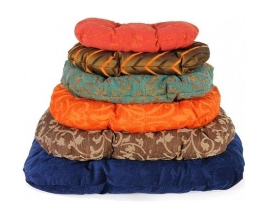 Camon Овальная лежанка-подушка FOGLIE 50cm разноцветный, фото 1